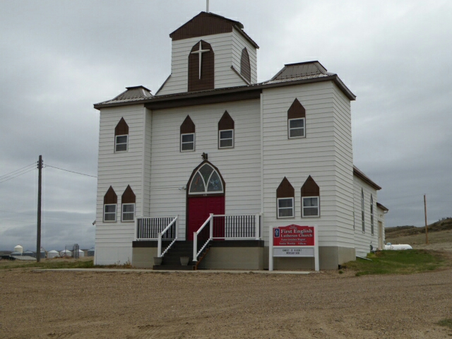 First English Lutheran Church (Pastor Gretchen Wagner)